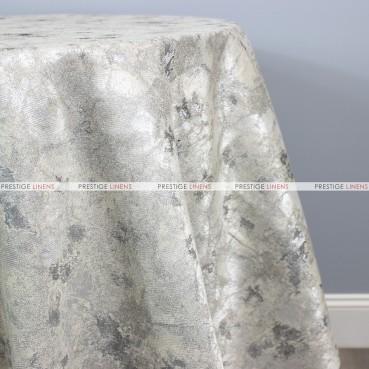 TIBUR TABLE LINEN - FLAX