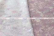 TIBUR TABLE LINEN - CHERRY