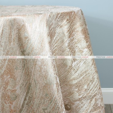 SEQUOIA TABLE LINEN - ROSE GOLD