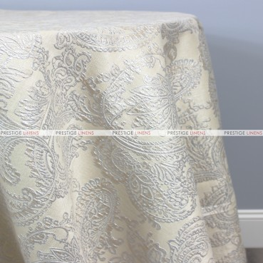 MESO TABLE LINEN - IVORY