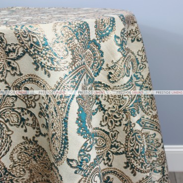 MESO TABLE LINEN - TEAL