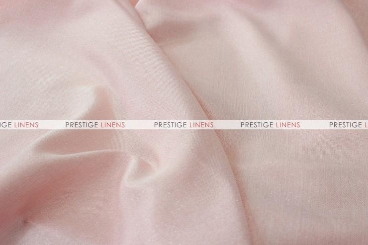 Metallic Linen Pad Cover - Blush