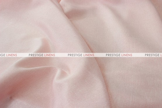 Metallic Linen Sash - Blush