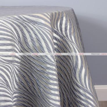 Morocco Table Linen - Slate