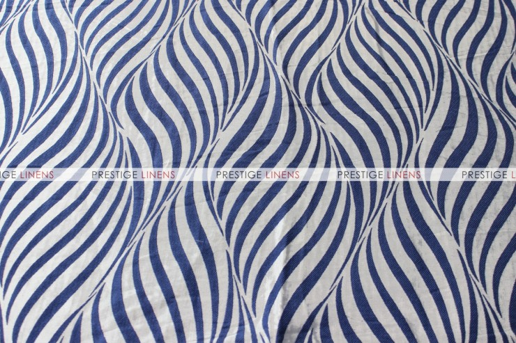 Morocco - Fabric by the yard - Navy
