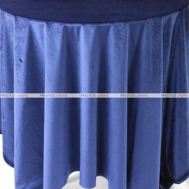 VELVETEEN TABLE LINEN - BLUE