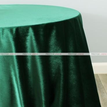 VELVETEEN TABLE LINEN - FOREST