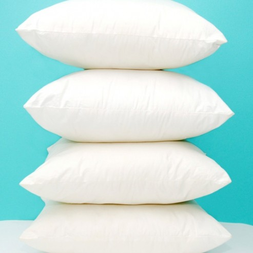 Pillow Forms - Non-Woven Polyester Fiber Filled