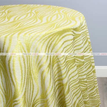 STATIC TABLE LINEN - CITRON