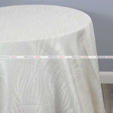 STATIC TABLE LINEN - WHITE
