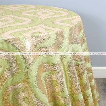 PHASE TABLE LINEN - LIME