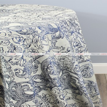 FLORENTINE TABLE LINEN - BLUE