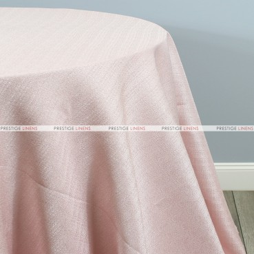 VIENNA TABLE LINEN - BLUSH