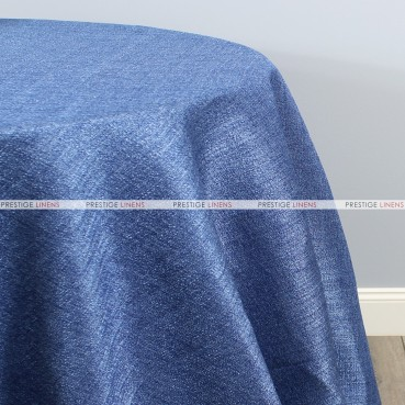 VIENNA TABLE LINEN - DENIM