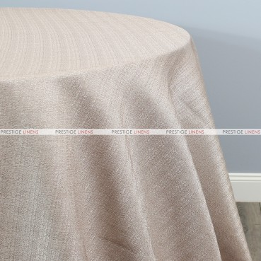 VIENNA TABLE LINEN - LATTE