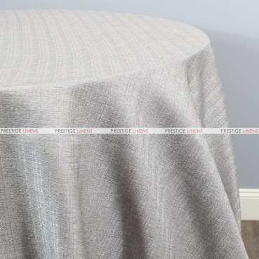 VIENNA TABLE LINEN - PLATINUM