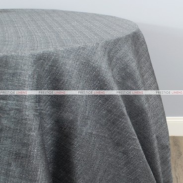 VIENNA TABLE LINEN - SLATE