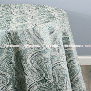 ALPINE TABLE LINEN - MIST