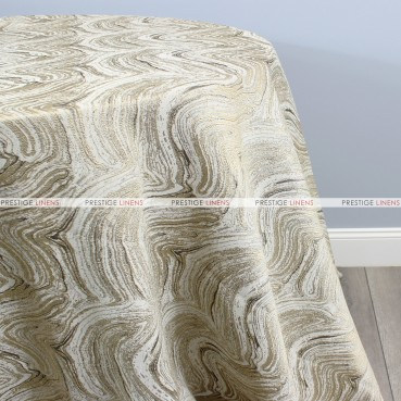 ALPINE TABLE LINEN - SAND