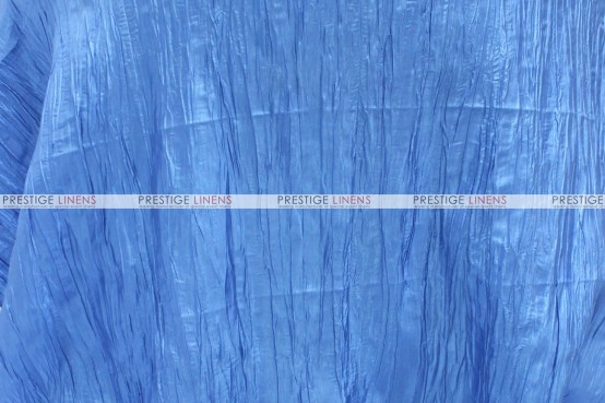 Crushed Taffeta - Fabric by the yard - 954 Cornflower