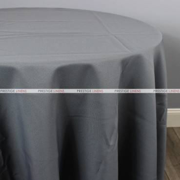Polyester Table Linen - 1128 Grey