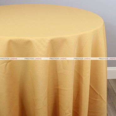Polyester Table Linen - 226 Gold