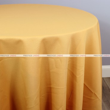Polyester Table Linen - 230 Sungold