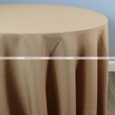 Polyester Table Linen - 326 Khaki