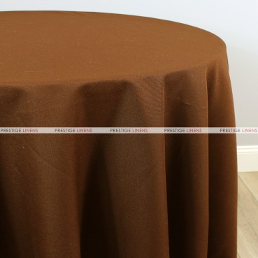 Polyester Table Linen - 332 Mocha