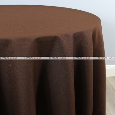 Polyester Table Linen - 333 Brown