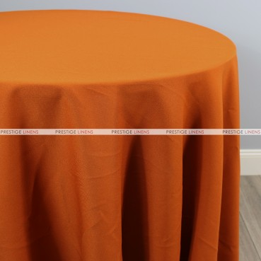 Polyester Table Linen - 336 Cinnamon