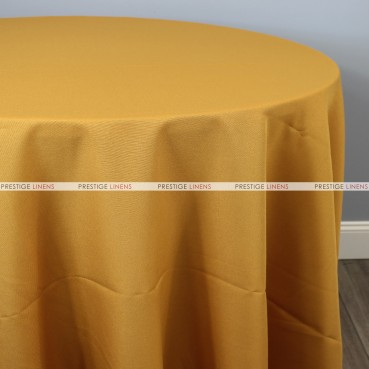 Polyester Table Linen - 429 Mustard