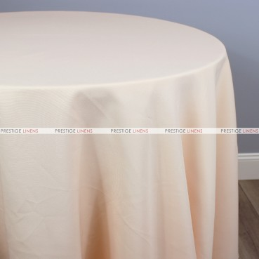 Polyester Table Linen - 430 Peach