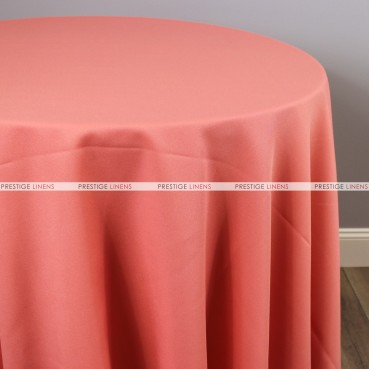 Polyester Table Linen - 432 Coral