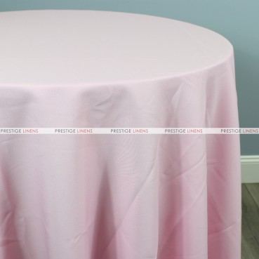 Polyester Table Linen - 527 Pink
