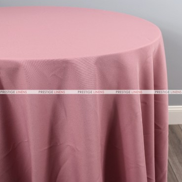 Polyester Table Linen - 532 Mauve
