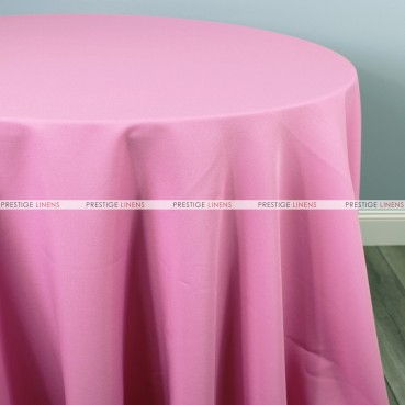 Polyester Table Linen - 533 Mexipink