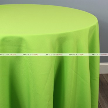 Polyester Table Linen - 726 Lime