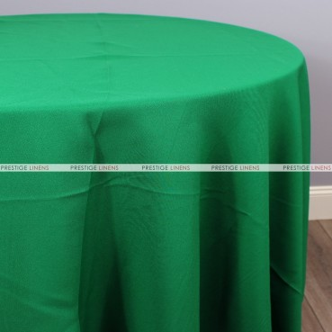 Polyester Table Linen - 727 Flag Green
