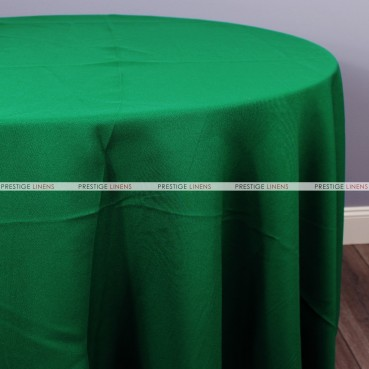 Polyester Table Linen - 733 Emerald