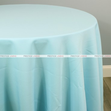 Polyester Table Linen - 926 Baby Blue