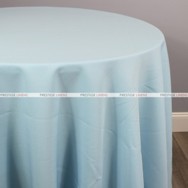 Polyester Table Linen - 928 Skyblue