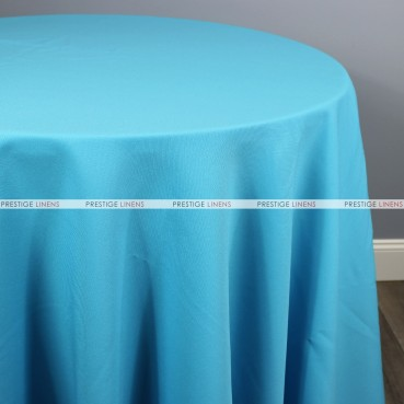 Polyester Table Linen   932 Turquoise