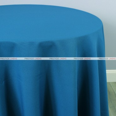 Polyester Table Linen - 953 Chinese Aqua