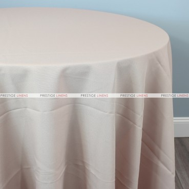 Polyester Table Linen - 149 Blush