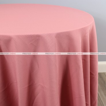 Polyester Table Linen - 543 Old Rose