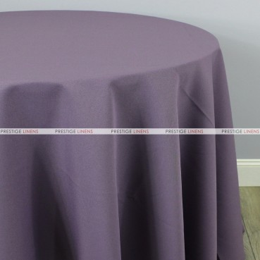 Polyester Table Linen - 1029 Dk Lilac