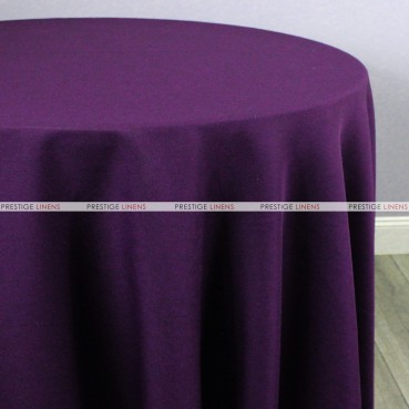 Polyester Table Linen - 1034 Plum