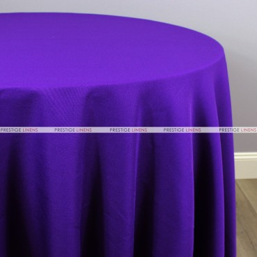 Polyester Table Linen - 1037 Lt Purple
