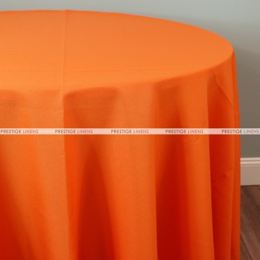 Polyester Table Linen - 431 Orange